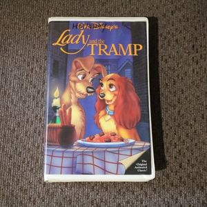 Black Diamond Lady and the Tramp VHS